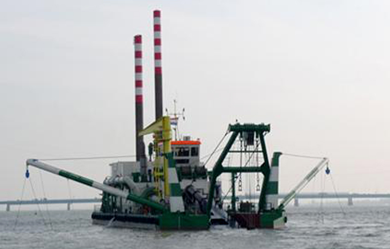 Dredger - Equipments - MAQ Engineering Ltd