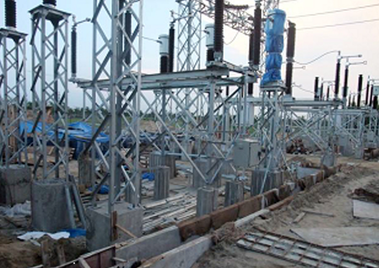 50 MW Power Plant at Potenga, Chittagong