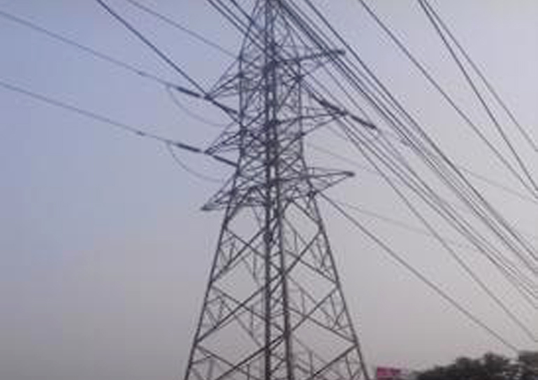 132 KV Transmission Line at Horipur