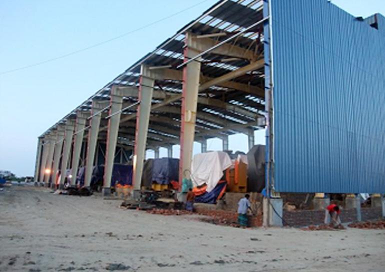 100mw Power Plant At Juldha, Chittagonng