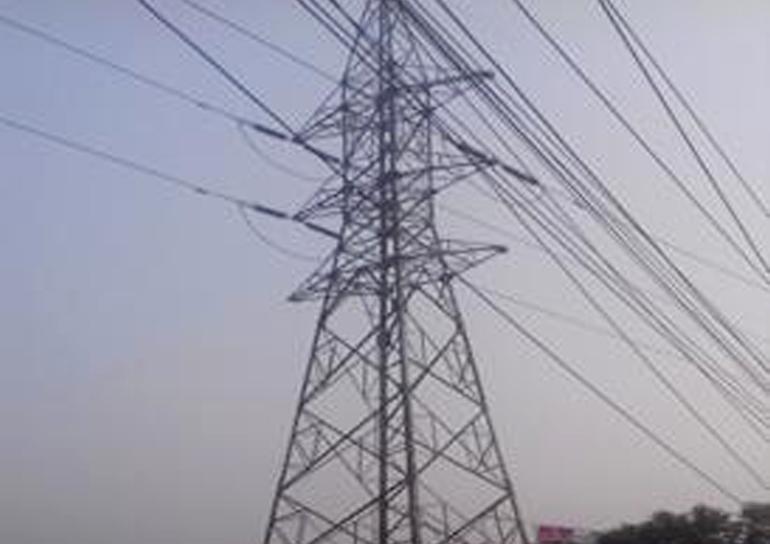132 KV Transmission Line at Horipur