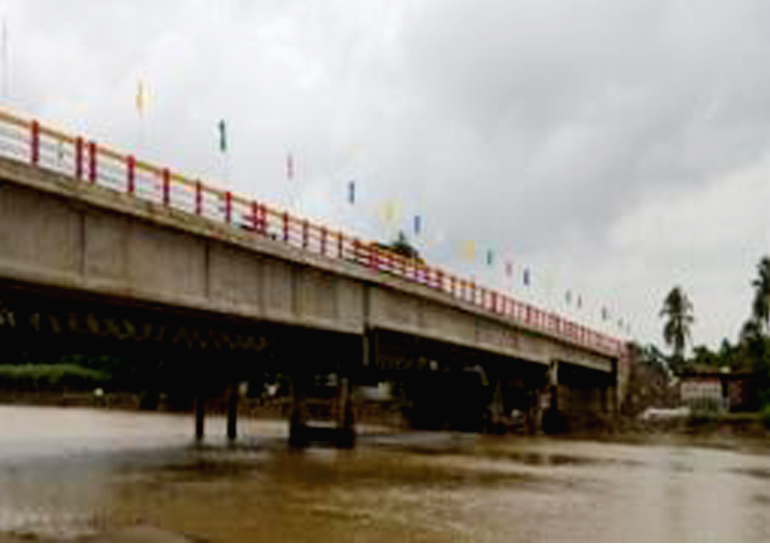 Pc girder bridge