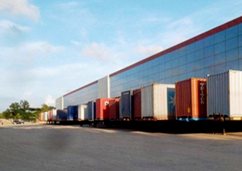 Logistic Center At Bhatiary