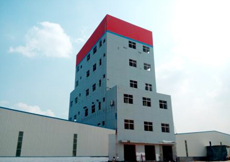 Factory Building 45.00m Height Gazipur