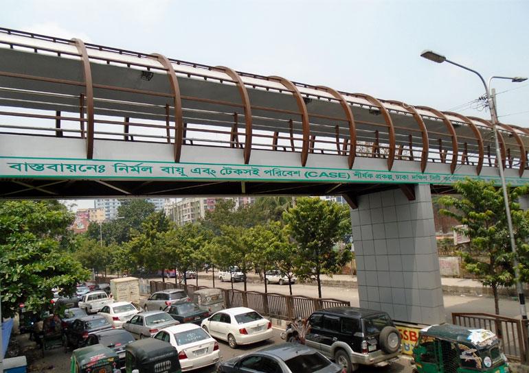 Steel Footover Bridges
